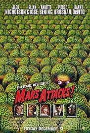Mars Attacks!(1996) Poster - Movie Forum, Cast, Reviews
