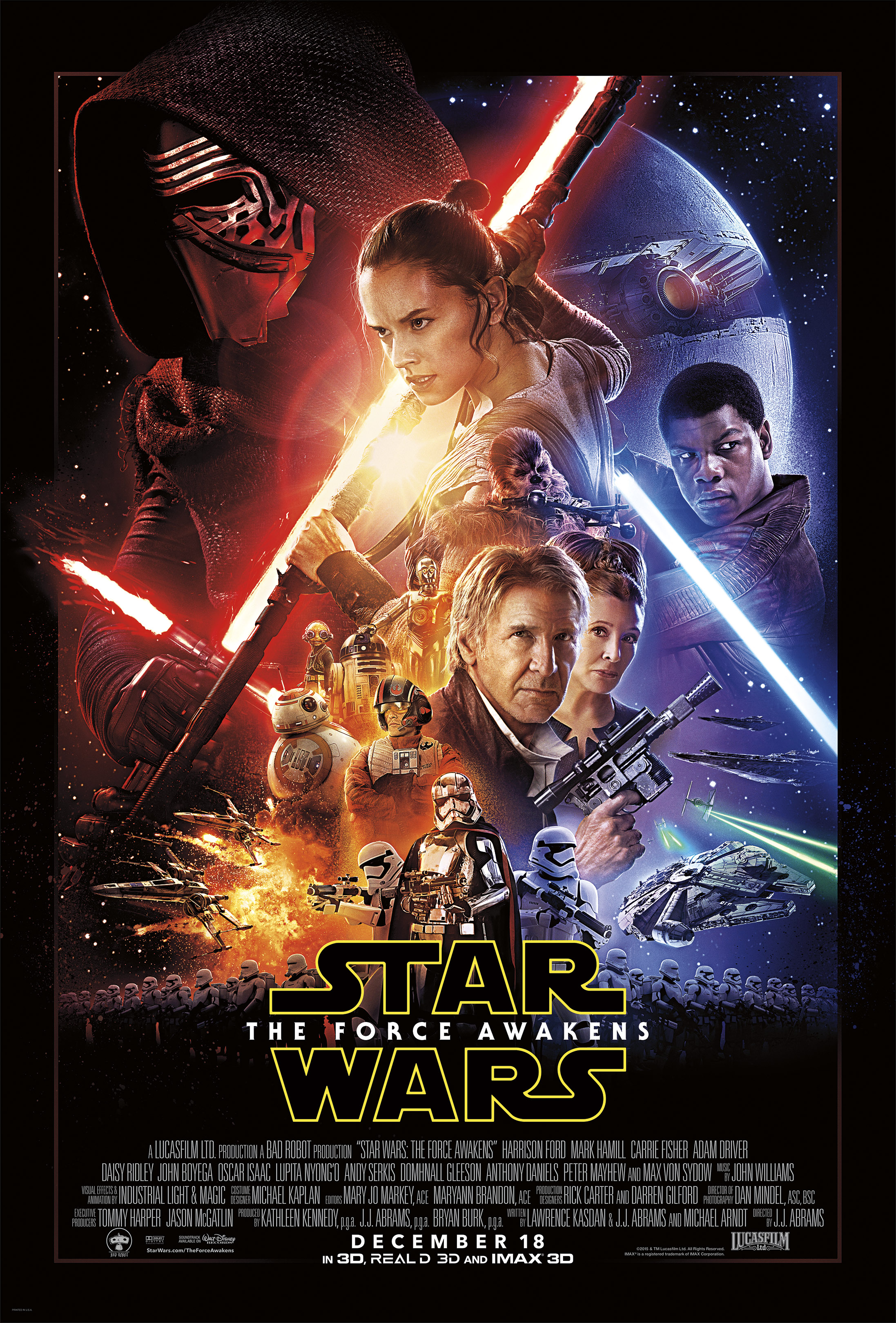 Star Wars The Force Awakens 2015 Hindi Dubbed