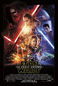 Star Wars: The Force Awakens 2015 Poster