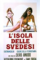 L'isola delle svedesi (1969) Poster