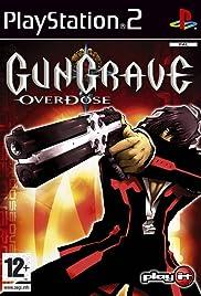 Gungrave: Overdose Poster