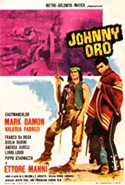 Johnny Oro Poster