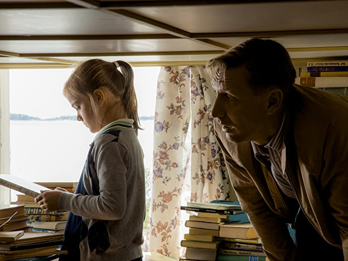 Pekka Strang and Inna Bodson in The Ceiling (2017)
