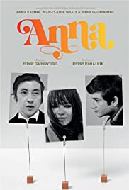 Anna(1967) Poster - Movie Forum, Cast, Reviews