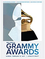 The 59th Annual Grammy Awards (2017) poster