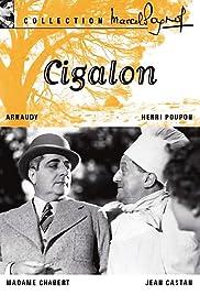 Cigalon Poster