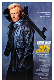 Wanted: Dead or Alive (1987) Poster - Movie Forum, Cast, Reviews