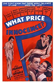 What Price Innocence? Poster