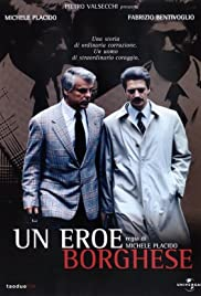 Un eroe borghese(1995) Poster - Movie Forum, Cast, Reviews
