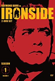 Ironside (1967) Poster - Movie Forum, Cast, Reviews