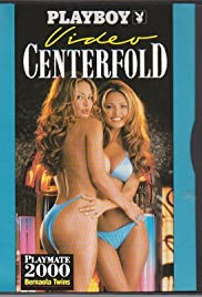 Playboy Video Centerfold: Playmate 2000 Bernaola Twins Poster
