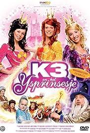 K3 en het ijsprinsesje Poster