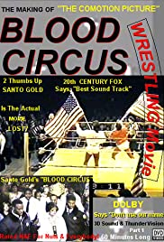 Blood Circus Poster