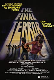 The Final Terror (1983) Poster - Movie Forum, Cast, Reviews