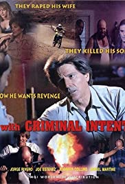 With Criminal Intent Poster