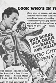 Radio City Revels Poster