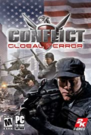 Conflict: Global Storm Poster