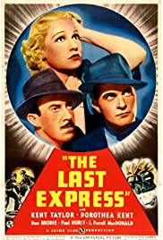 The Last Express Poster