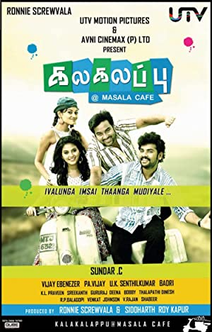 Kalakalappu (2012) Download on Vidmate