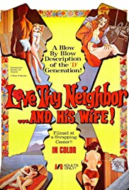 Love Thy Neighbor and His Wife Poster
