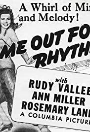 Time Out for Rhythm (1941) Poster - Movie Forum, Cast, Reviews