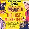 Slim Pickens, Rex Allen, James Anderson, Mary Ellen Kay, Boyd 'Red' Morgan, and Koko in The Last Musketeer (1952)