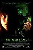 One Missed Call (2003) Poster