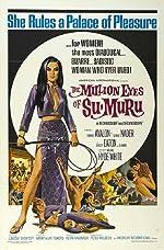 The Million Eyes of Sumuru(1967)