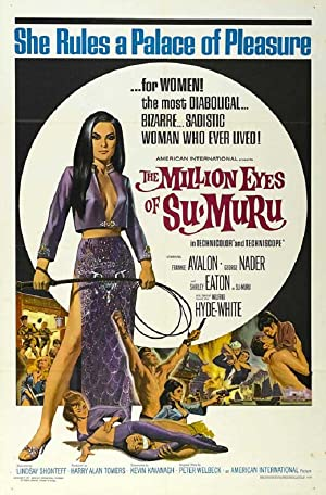 The Million Eyes of Sumuru (1967)