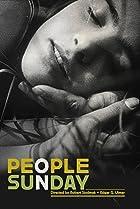 Image of People on Sunday