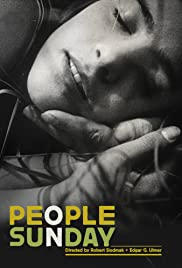 People on Sunday(1930) Poster - Movie Forum, Cast, Reviews
