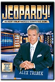 2003 Celebrity Jeopardy! Game 1 Poster