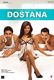 Dostana (2008) Poster - Movie Forum, Cast, Reviews