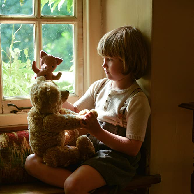 Will Tilston in Goodbye Christopher Robin (2017)