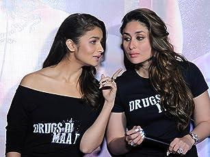 Kareena Kapoor Khan and Alia Bhatt at an event for Udta Punjab (2016)