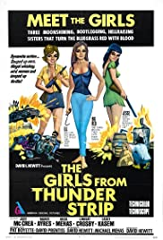 The Girls from Thunder Strip Poster