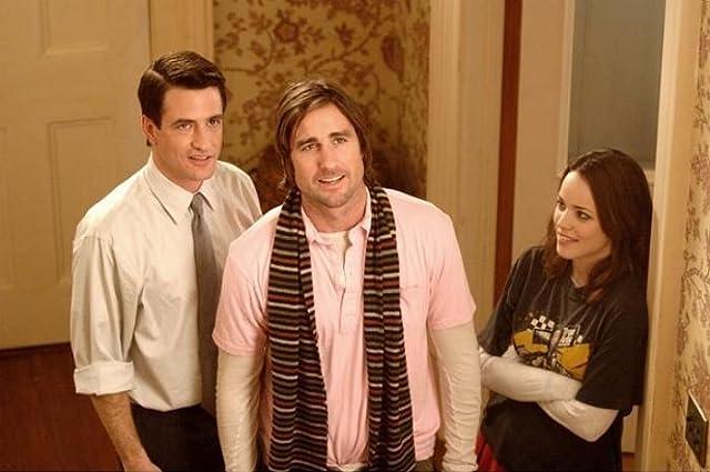 Dermot Mulroney, Luke Wilson, and Rachel McAdams in The Family Stone (2005)