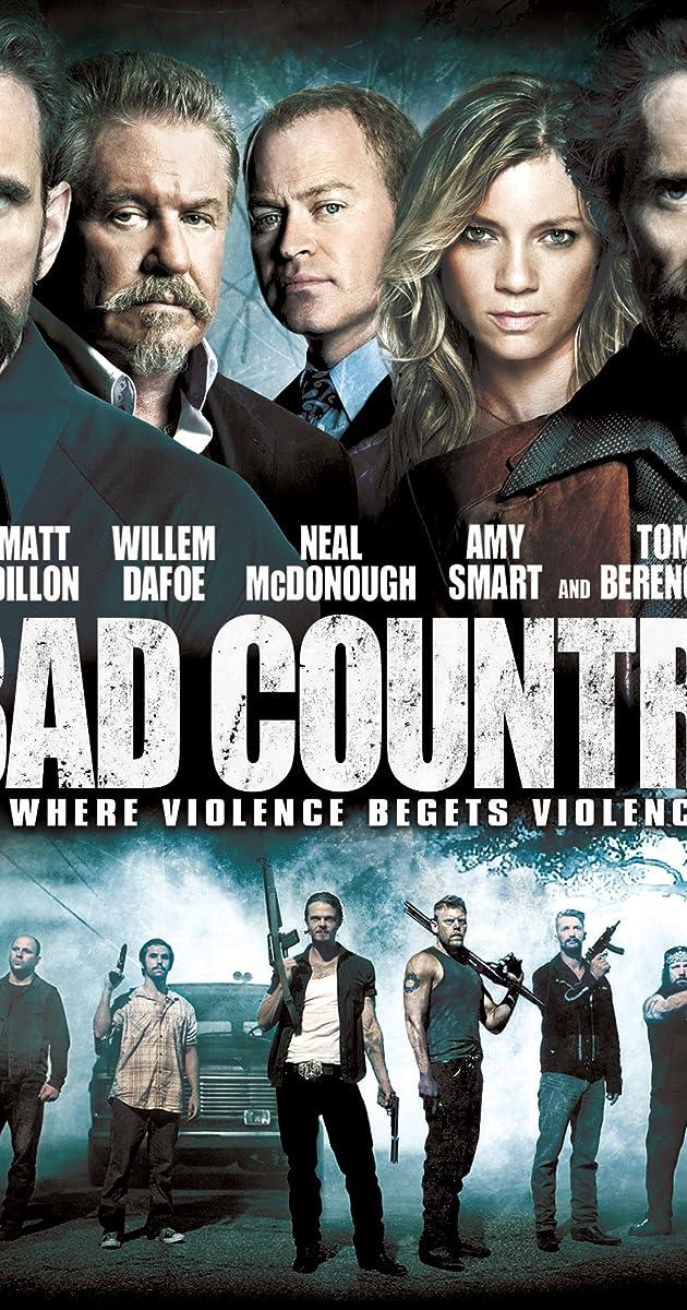 Nusikaltėlių šalis / Bad Country (2014) Online
