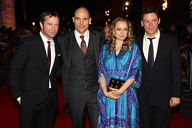 Samantha Morton, James Purefoy, Mark Strong, and Dominic West at John Carter (2012)