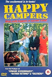 Happy Campers Poster