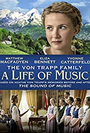 The von Trapp Family: A Life of Music (2015) Poster - Movie Forum, Cast, Reviews