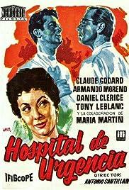 Hospital de urgencia Poster
