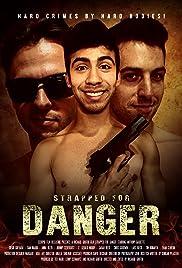 Strapped for Danger Poster