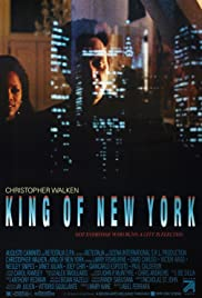 King of New York (1990) Poster - Movie Forum, Cast, Reviews
