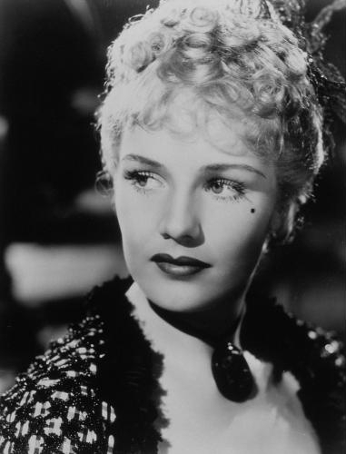 Frances Farmer in Come and Get It (1936)