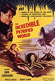 The Incredible Petrified World (1959) Poster - Movie Forum, Cast, Reviews