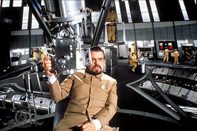 Michael Lonsdale in Moonraker (1979)