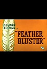 Feather Bluster Poster
