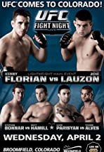 UFC Fight Night: Florian vs Lauzon