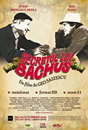The Secret of Bacchus Poster